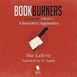Bookburners Audiobook