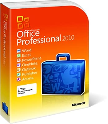 Microsoft Office 2010 Pro Plus LICENSE KEY and DOWNLOAD LINK (NOT DISK)