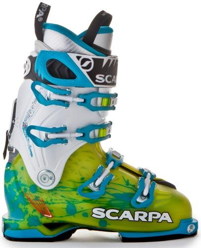 Scarpa Freedom SL Alpine Touring Boot - Women's One Color, 25.0 by Scarpa