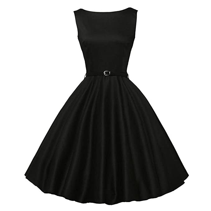 Review E-Scenery Women's Vintage Bodycon