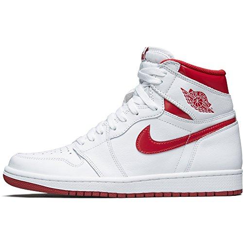 飽和するタイヤ構造的(ナイキ) Nike Air Jordan 1 Retro High OG 555088-103 (並行輸入品)