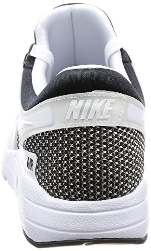 Nike 876070-005, Zapatillas de Trail Running para Hombre Negro (Black / White-Wolf Grey)