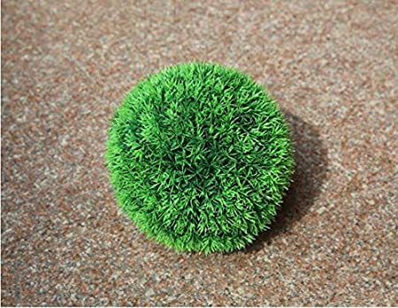 Artificial Topiary Ball Decorative Garden Pants Ball Home Decor Purple 22cm