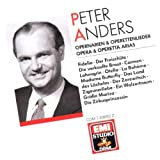 Opera and Operetta Arias / Peter Anders (EMI)