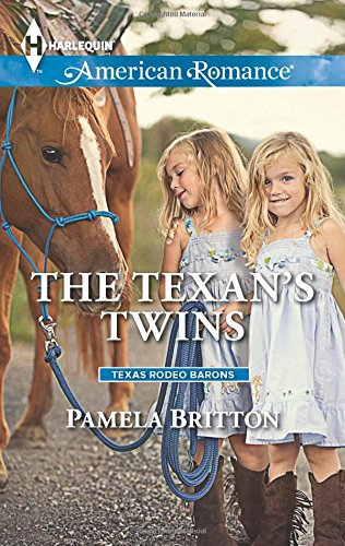 The Texan's Twins (Texas Rodeo Barons)