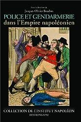 Police et gendarmerie dans l'Empire napoléonien