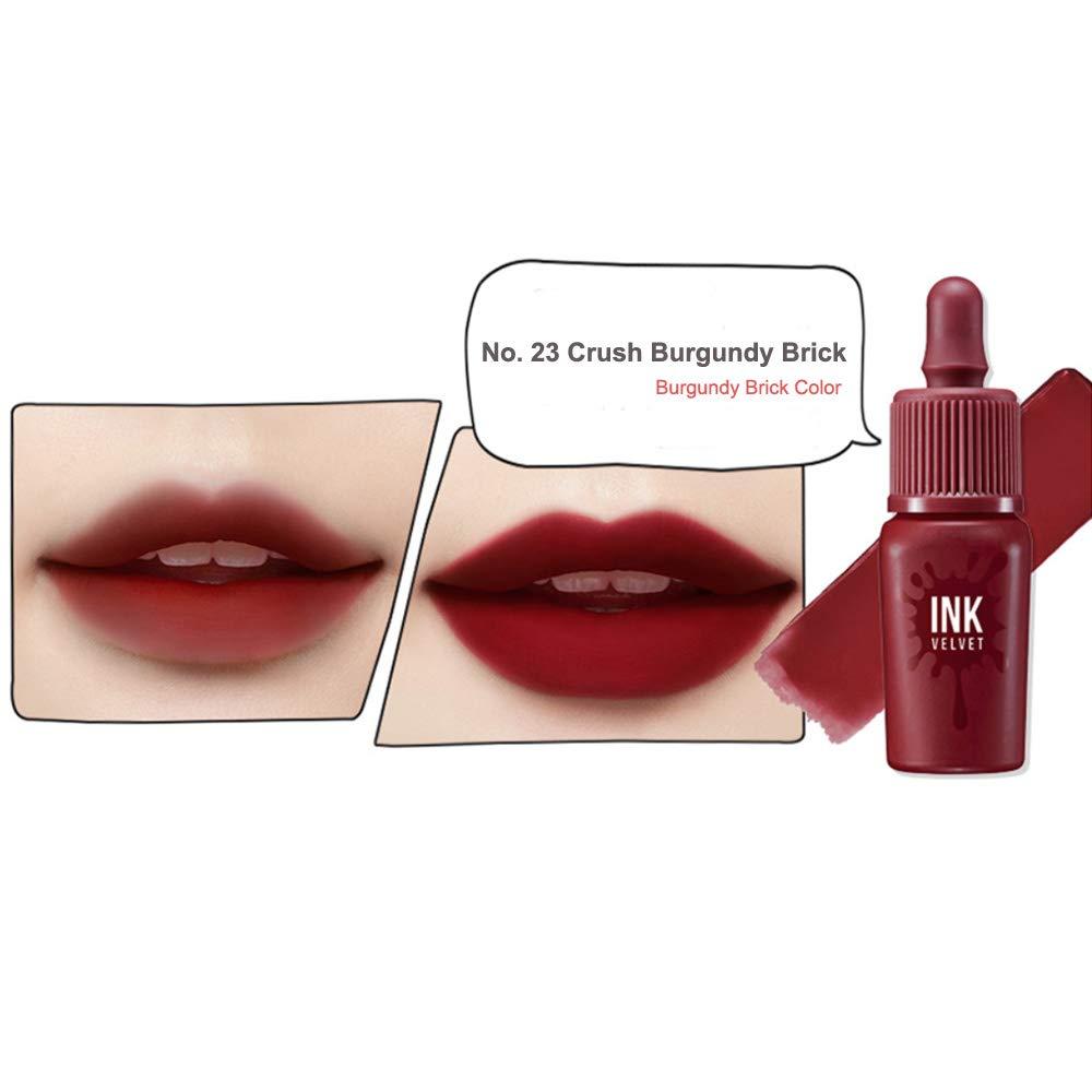 Peripera Ink Velvet (#23 Crush Burgundy Brick) by Peripera (Image #2)