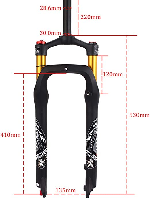 Mtb fatbike decal vinyl various colours Size roughly 360 x 360