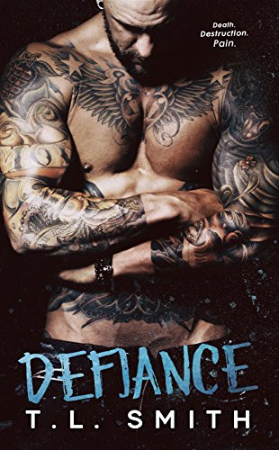 Defiance (Smirnov Bratva Book 3) by [Smith, T.L]