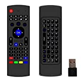 Susay(TM) MX3 Multifunction 2.4ghz Air Mouse Mini Wireless Keyboard Infrared Remote Control for Android TV Box