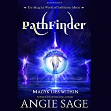 Pathfinder: TodHunter Moon, Book 1 Audiobook by Angie Sage Narrated by Nicola Barber