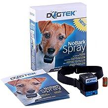Dogtek NoBark Spray Bark Control Collar (collar only, spray refill not included)