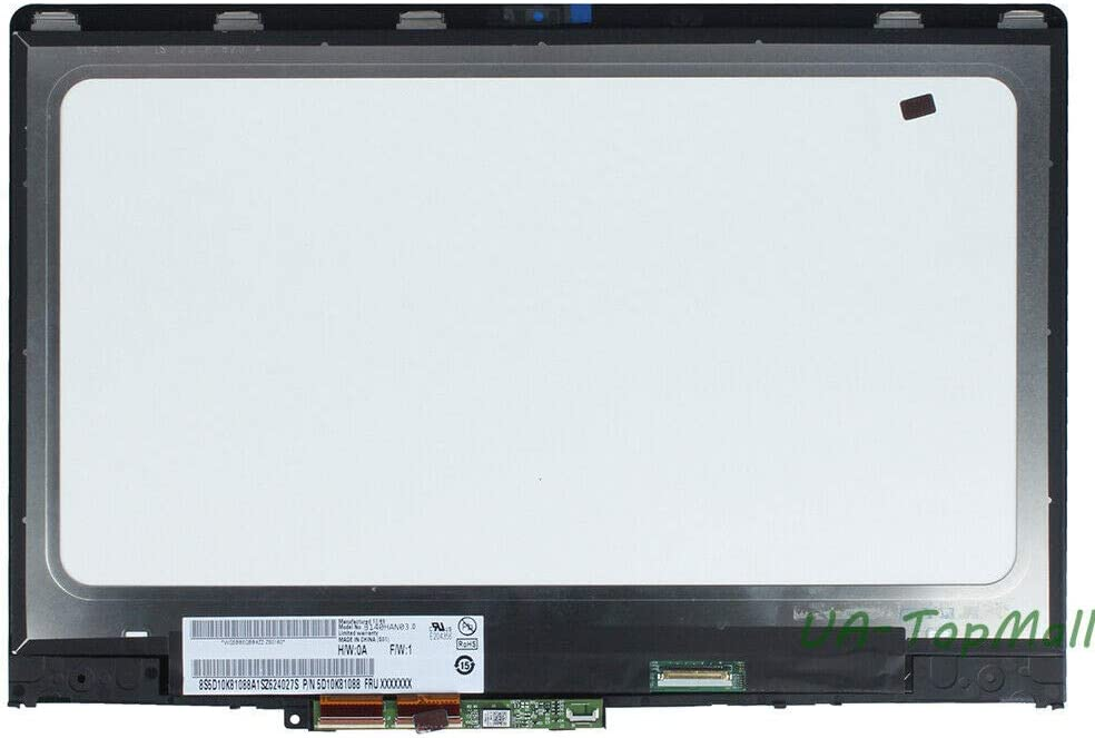 FHD LCD Display, Touch Screen, Control Board lenovo yoga 710