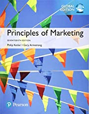 Principles of Marketing, Global Edition