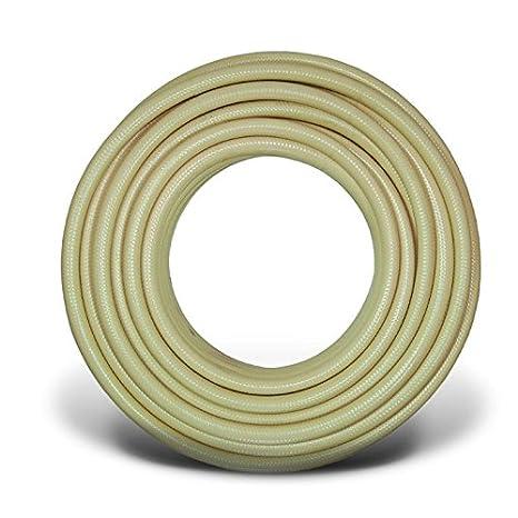 De Super Nobelair Tricoflex Manguera Manguera compresor aire comprimido PVC Beige, varios. Dimensiones: Amazon.es: Jardín