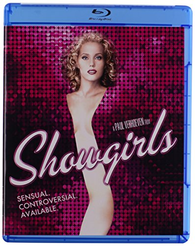 - Showgirls Blu-ray