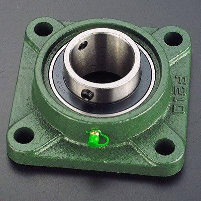 hierro fundido brida unidad de auto-alineaci/ón ebean cojinete 2 piezas UCF 202//di/ámetro SF15 202 15 mm