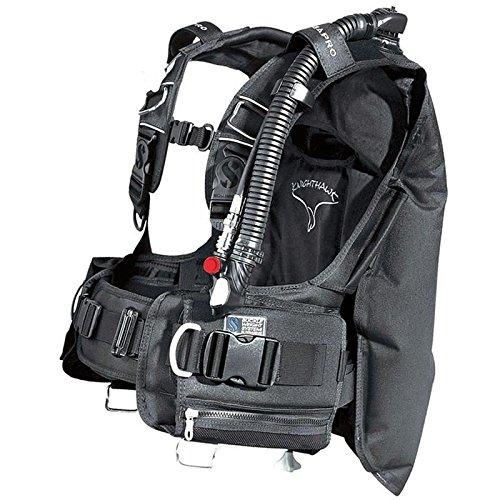 Scubapro Knighthawk Scuba Diving BC, Black Scuba Diving In Bc