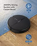 roborock E4 Robot Vacuum Cleaner, Internal Route