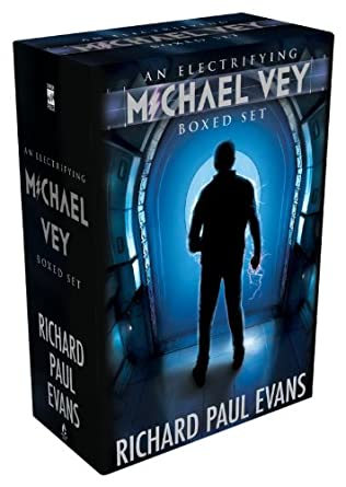 book cover of An Electrifying Michael Vey Boxed Set