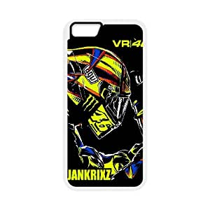 IPhone 6 Plus 5.5 Inch Phone Case for Valentino Rossi pattern design GQ35VRS6745