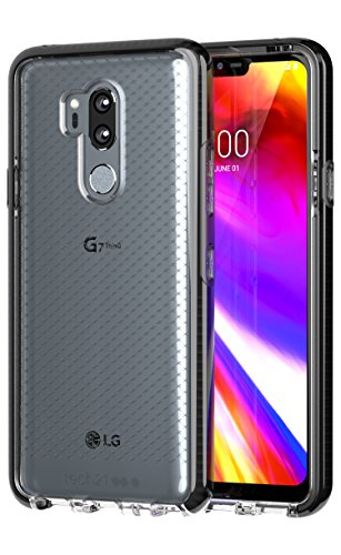 Evo Check Case for LG G7 ThinQ - Smokey/Black