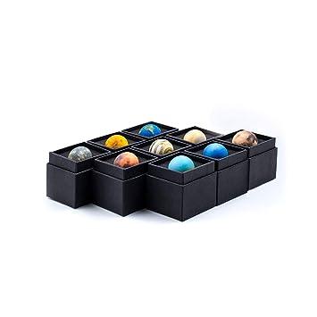 LOVEQIZI Mini Sistema de Sistema Solar 3D simulado | Modelos ...