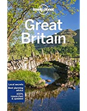 Lonely Planet Great Britain 14 14th Ed.