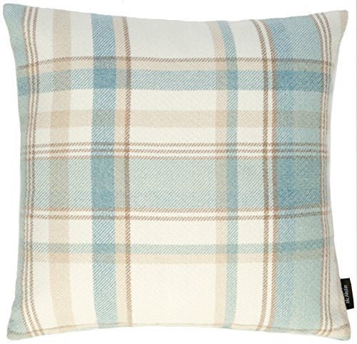 McAlister Heritage | Decorative Wool-Textured Plaid Pillow C