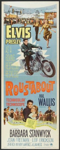 - Roustabout POSTER Movie (14 x 36 Inches - 36cm x 92cm) (1964) (Insert Style A)