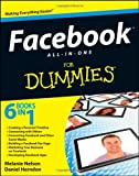 Facebook All-in-One for Dummies, Melanie Nelson and Daniel Herndon, 111817108X
