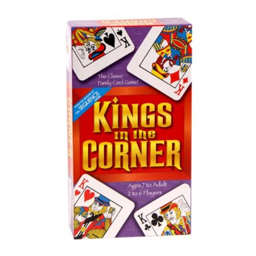 kings in the corner card game - 9