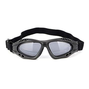 xiaohan Gafas de sol militares para motocicleta, resistentes ...