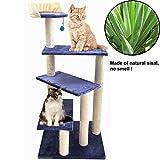 Pelay Cat Tree Condo Furniture Bed Pet Scratching Post Kitten House (M7)