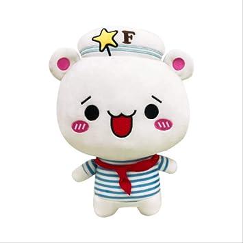 AMTSKR Muñeca Navy Panda Plus, Regalo De Cumpleaños del ...