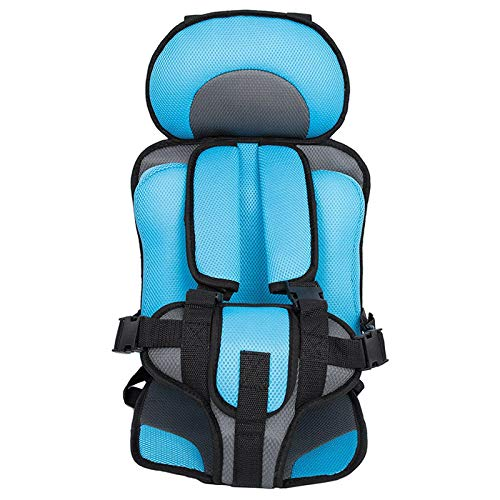 Portable Infant Seat Baby Bag Chair Puff Booster Baby Feeding Chair Sofa Child Seats Adjustable Baby Seat for 1-5 Years Old