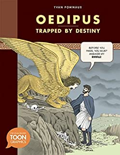 Book Cover: Oedipus: Trapped by Destiny: A TOON Graphic
