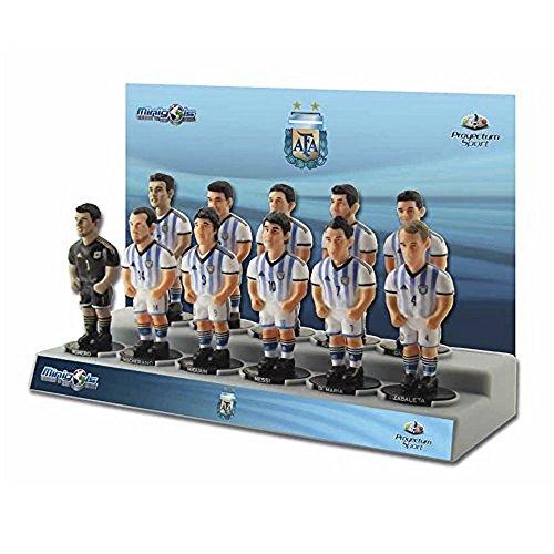 Minigols Argentina National Team Figures (11 Pack)