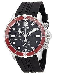 TISSOT watch SEASTAR 1000 Quartz Chronograph T0664171705701 Men's [regular imported goods]