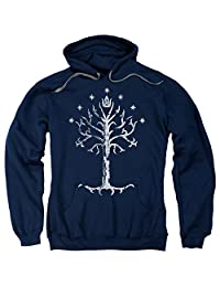 2Bhip The Lord of The Rings Movie Tree of Gondor Adult Pull-Over Hoodie