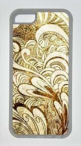 MMZ DIY PHONE CASEiphone 6 4.7 inch TPU Supple Shell Case Tropics Transparent Skin by Sallylotus