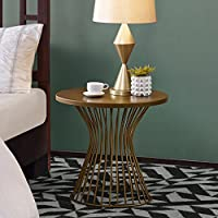 End Table See below/Bronze