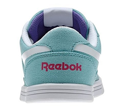 1de28b5c REEBOK PREMIUM VULC II V59287 KIDS SPORTS TRAINERS SHOES BLUE/PRPL  O/PINK/PRPL V/W Size:27.5: Amazon.co.uk: Sports & Outdoors