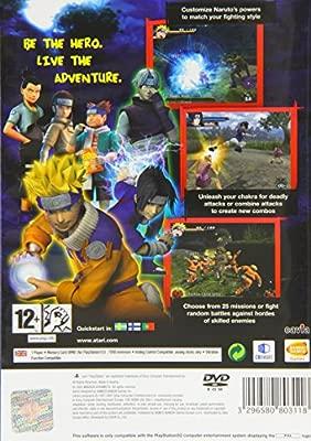 Naruto: Uzumaki Chronicles /PS2: Amazon.es: Videojuegos