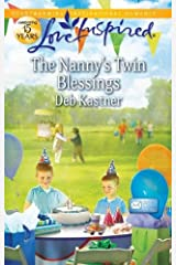 The Nanny's Twin Blessings (Email Order Brides) Kindle Edition