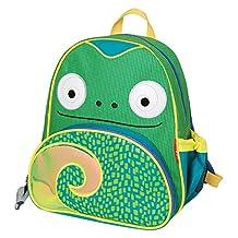 Skip Hop Zoo Pack Little Kid & Toddler Backpack, Cody Chameleon