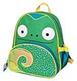 Skip Hop Zoo Pack Little Kid & Toddler Backpack, Cody Chameleon