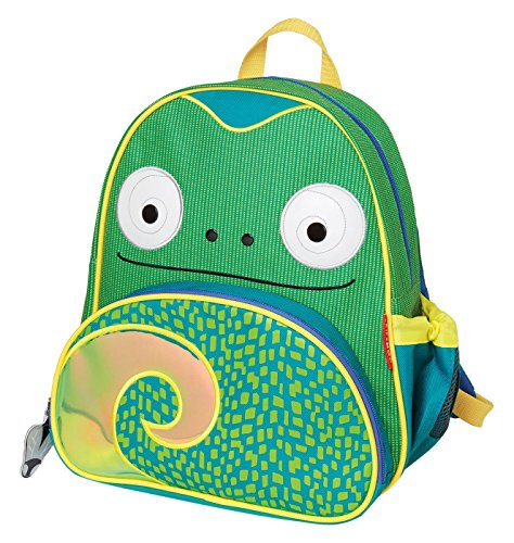 Learn More About Skip Hop Zoo Little Kid and Toddler Backpack, Cody Chameleon