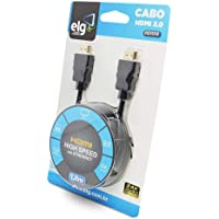 Cabo HDMI, Elg, HS1018