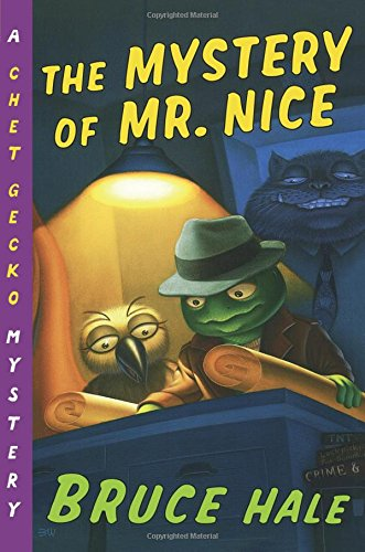 The Mystery of Mr. Nice: A Chet Gecko Mystery pdf